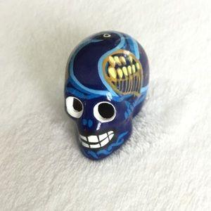 Hand painted mini sugar skull